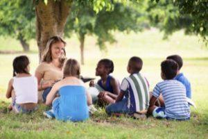 Le CAP Accompagnant Educatif Petite Enfance