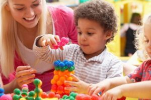 Le Métier d'Educatrice de Jeunes Enfants